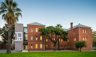 Adelaide Central School of Art Teaching & Studio Building